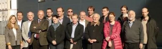 Neues 4,5 Mio. Euro-EU-Projekt für Verwendung von Tunnelausbruch