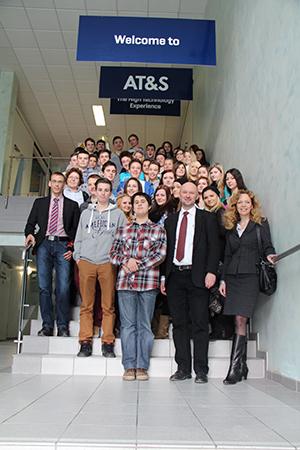 Kooperation HAK Wiener Neustadt und Montanuniversität Leoben