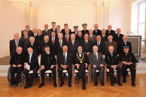 Die Goldenen Ingenieur- und Doktordiplome (Foto Freisinger)