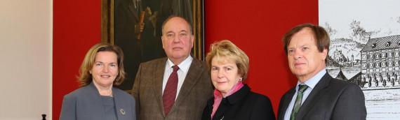 Universitätsrat komplett: Landeshauptmann a.D. Waltraud Klasnic zur Vorsitzenden gewählt