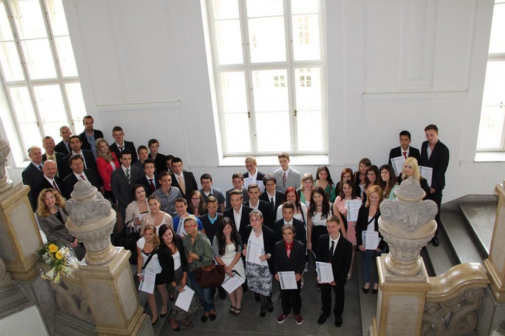 Erfolgreiches Projekt mit der HAK Wiener Neustadt abgeschlossen